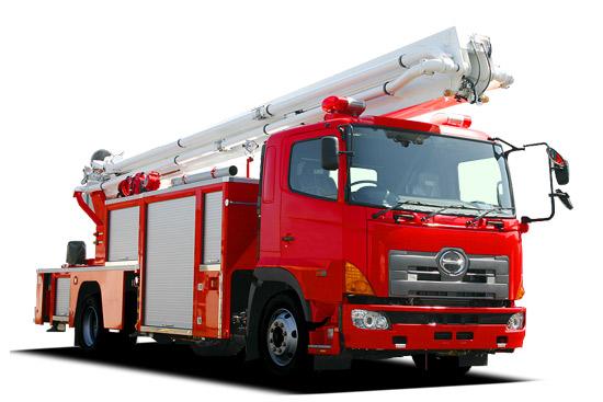 株式会社モリタ|消防車|大型高...