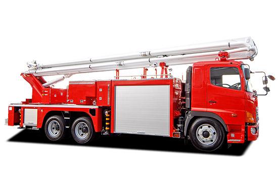 株式会社モリタ|消防車|大型化...